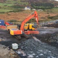 d.p.h excavation